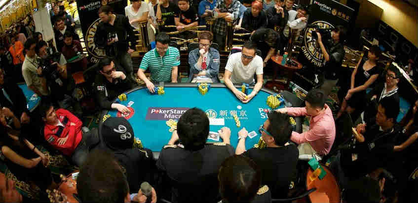 played live poker games