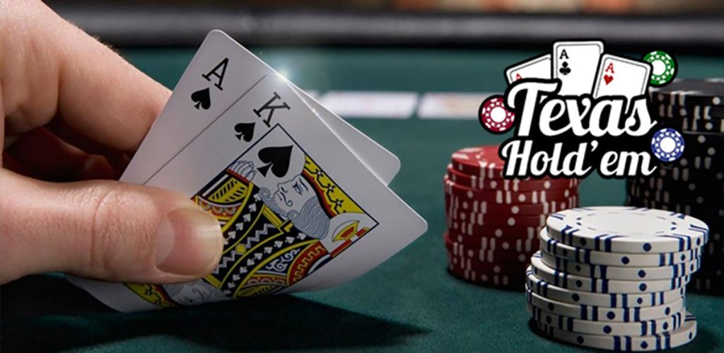 Texas Hold'em - poker games