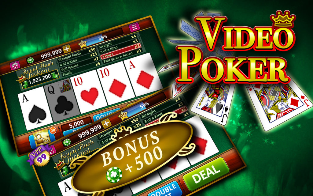 video poker for free